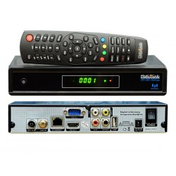 Decoder digitale terrestre Medialink ML 5100 DVB iptv H265