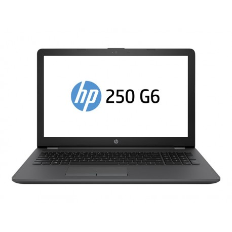 Notebook HP 250 G6 - Celeron N3350 / 1.1 GHz - FreeDOS 2.0 - 4 GB RAM - 500 GB HDD -