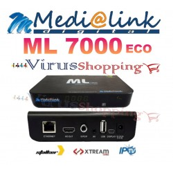 Decoder Medialink ML 7000 Emulatore IPTV