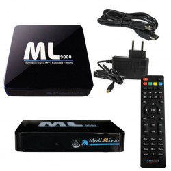 Decoder Medialink ML 9000 android tv box