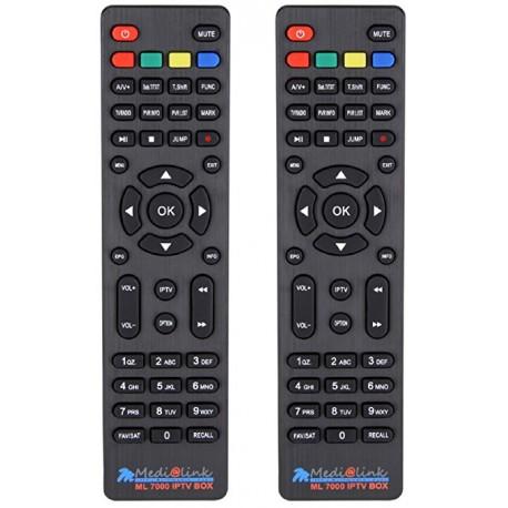 Telecomando originale decoder Medialink ML7000