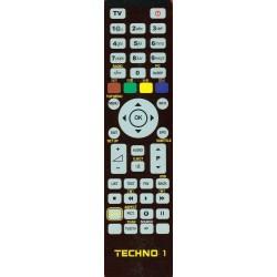 Telecomnado Bravo compatibile per tutti i tipi di decoder