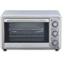 Forno elettrico ventilato con Grill 36LT 1500w 230°C 50x32x38cm grigio