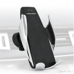 Caricatore per auto  S5 wireless per smartphone apple samsung huawey