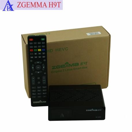 Decoder Zgemma H9 T DVB 4K UHD