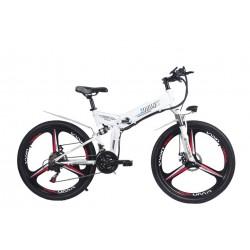 Bicicletta Elettrica con Pedalata assistita Mod. TH105  48v  350watt
