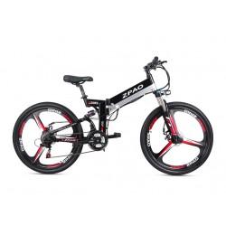 Bicicletta Elettrica con Pedalata assistita Mod. TH-101-S 48v  350watt