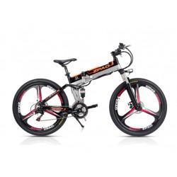 Bicicletta Elettrica con Pedalata assistita Mod. TH-103 48v  350watt