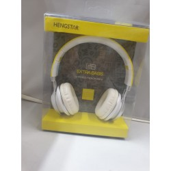 Cuffia Auricolare Hang star extra Bass per stereo e  Smartphone