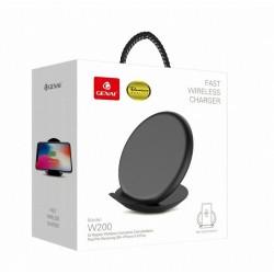 Caricatore Wireless per smartphone Ricarica Rapida W200 GENAI