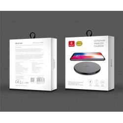 Carica batteria wireless da tavolo per smartphone samsung apple Genai