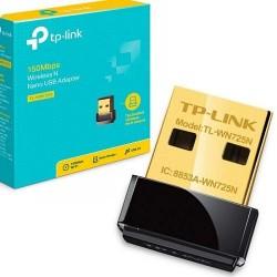 Adattatore di rete Wireless  Nano Scheda WiFi TP-LINK TL-WN725N