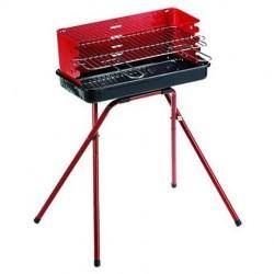 Barbecue a carbonella in acciaio cm 47 x 24  Ompagrill 50280