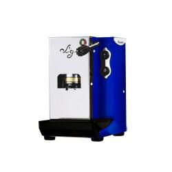 Macchina da Caffe semiprofessionale a cialde Aroma Plus Blu
