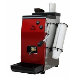 Macchina da Caffe semiprofessionale a cialde Aroma Mini Rossa