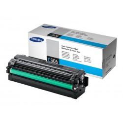 Toner Samsung CLT-C506L - Alta resa - ciano