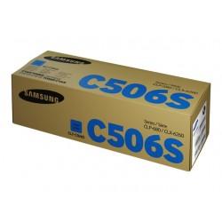 Toner Samsung CLT-C506S - Ciano - originale