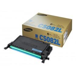 Toner Samsung CLT-C5082L - Alta resa - ciano - originale