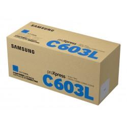 Toner Samsung CLT-C603L - Alta resa - ciano - originale