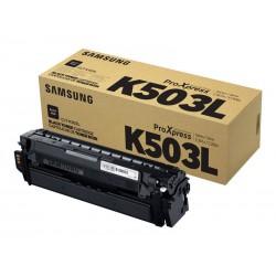 Toner Samsung CLT-K503L - Alta resa - nero - originale