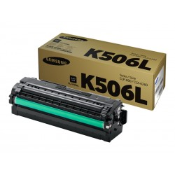 Toner Samsung CLT-K506L - Alta resa - nero